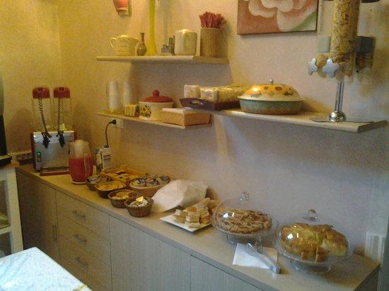 Sognando Firenze: la colazione