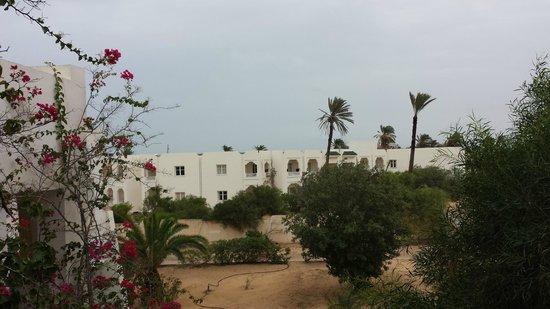 Djerba Holiday Beach : vista stanza