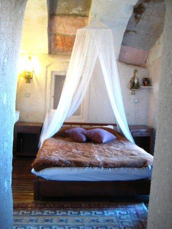 Hermes Cave Hotel: çok hoş bir oda