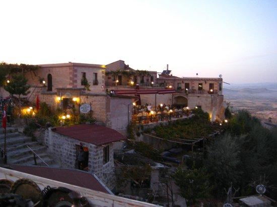 Hermes Cave Hotel : çok güzel görünüyor