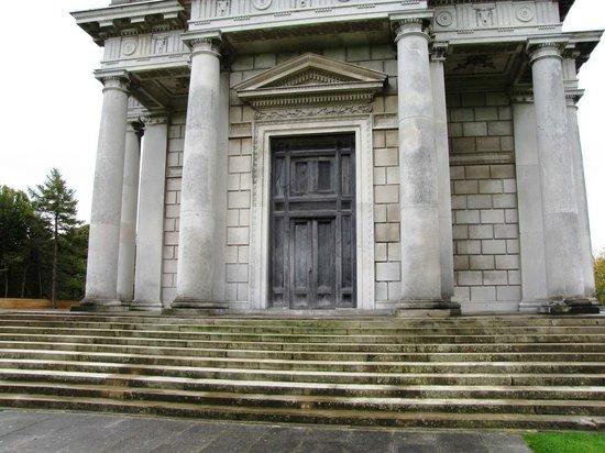 Casino Marino: Irish Oak Door