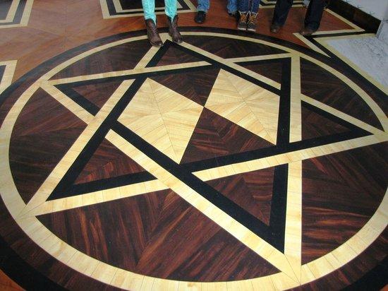 Casino Marino : Parquet Floor (5 different woods)