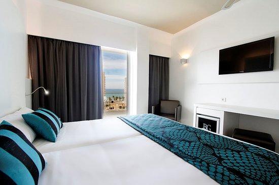 Caballero Hotel: Habitación