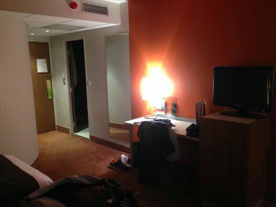 Holiday Inn Reims Centre: Nice Rooms