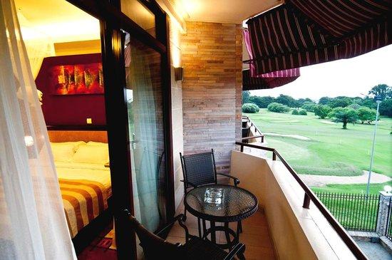 Roca Golf Hotel : Golf Course View