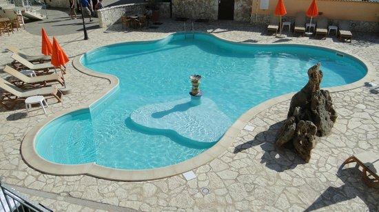Hotel Ciuri di Badia: piscina