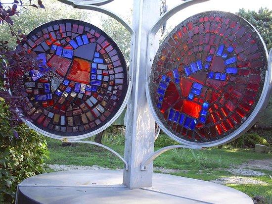 Image result for musee du verre et du vitrail gordes images