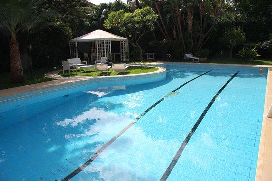 B&B Mondello Resort : The pool
