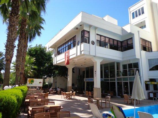 Sesin Hotel : 3rd Floor Restaurant