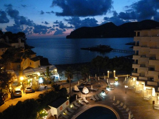 H10 Blue Mar Boutique Hotel: View from room
