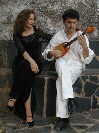 Centro de Interpretacion Juderia de Sevilla : Concierto música sefardí