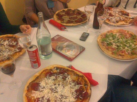 Ristorante Pizzeria da Piero e Vittoria: Pizze