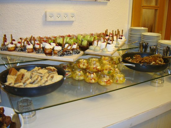 Kfar Giladi Hotel : Cake pops. macedonia