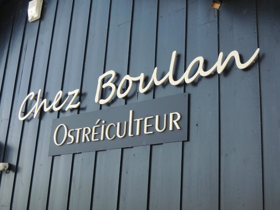 Chez Boulan : Etape incontournable