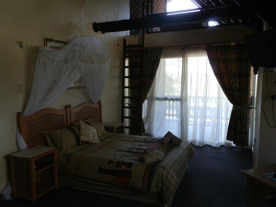 Kaisosi River Lodge: room