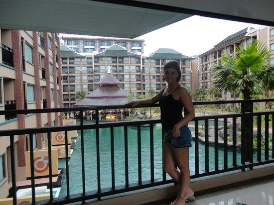 Novotel Phuket Vintage Park: вид отеля