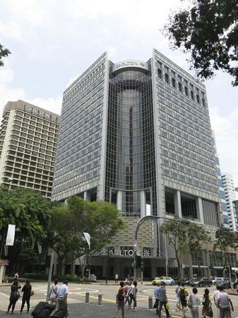 Carlton Hotel Singapore: The Carlton.