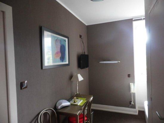Hotel Marchal : Chambre agréable et chaleureuse