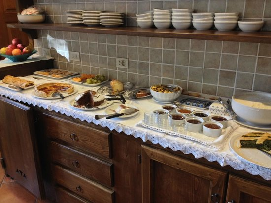 Lu Pastruccialeddu: jams and pastries!