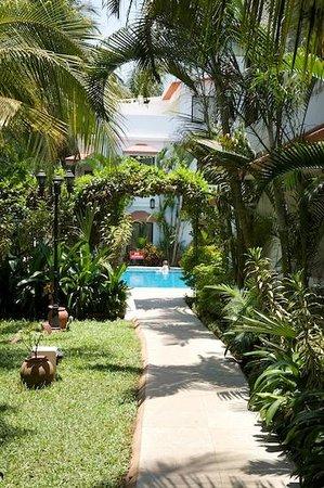 Casablanca: Swimming pool