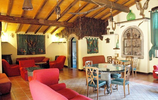 Parco Statella: sala relax