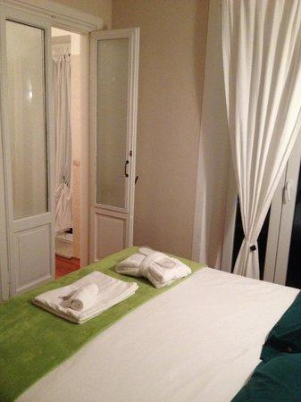 Hotel La Ripa : Camera