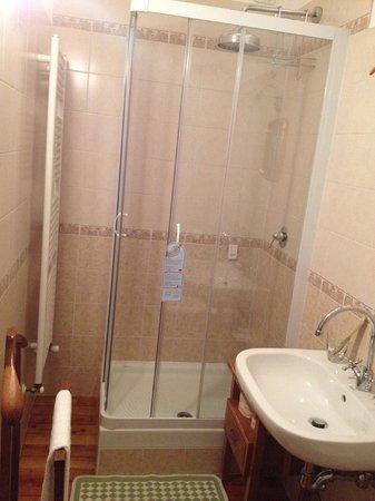Hotel La Ripa : Bagno