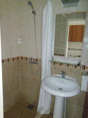 Villa Angelina: Номер-студия 5 ванная