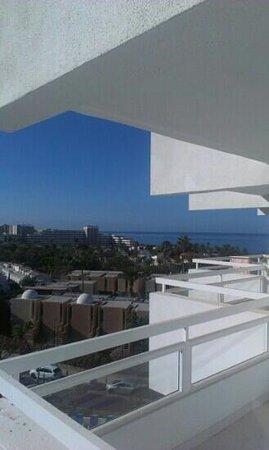 Ponderosa Apart Hotel: balcony view