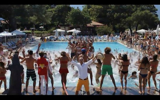 Club Med Kemer: Who is the boss
