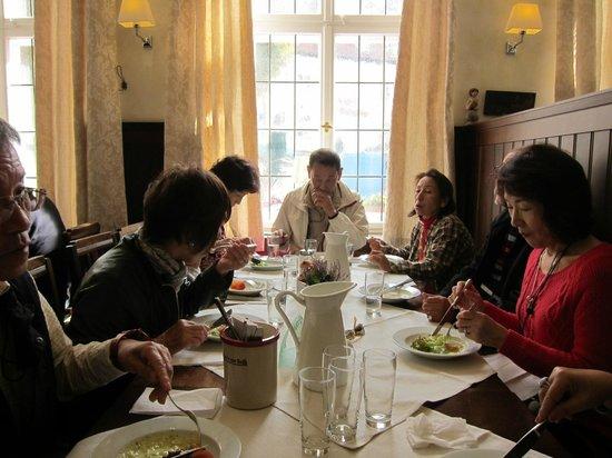 Scheiners am Dom: chreiners am Dom ・・・昼食風景