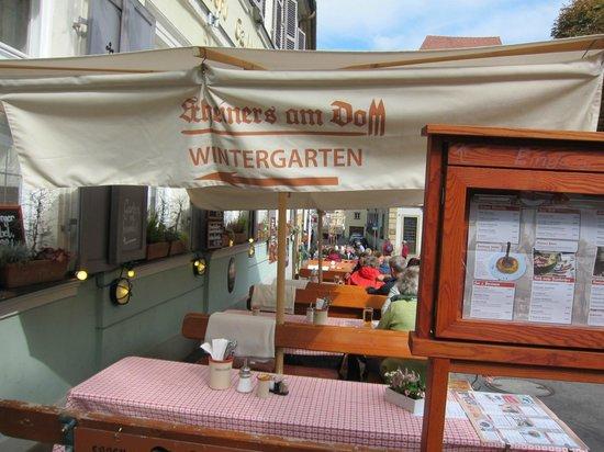 Scheiners am Dom: chreiners am Dom ・・・お店