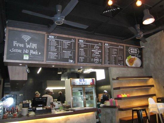 Kopi Ping Cafe: Kopi Ping restaurant