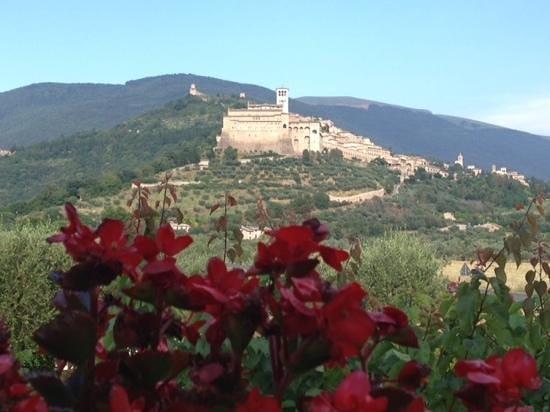 Agriturismo Il Girasole Assisi: Hanna