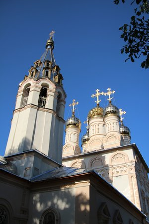 Church of The Transfiguration of Our Saviour On Yar
