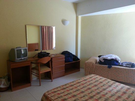 Hotel Porto Calpe: Habitación