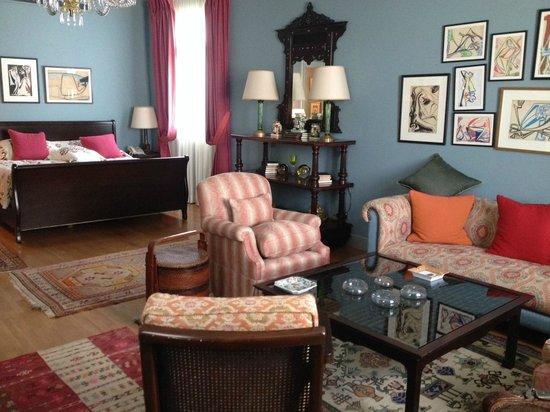 Hotel Albergo: Chambre 503