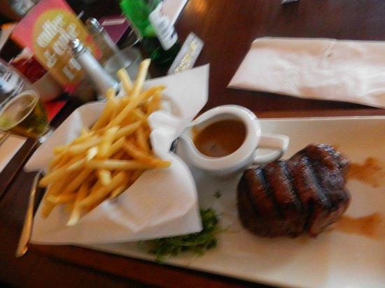 Cafe Rouge - Leamington Spa: food