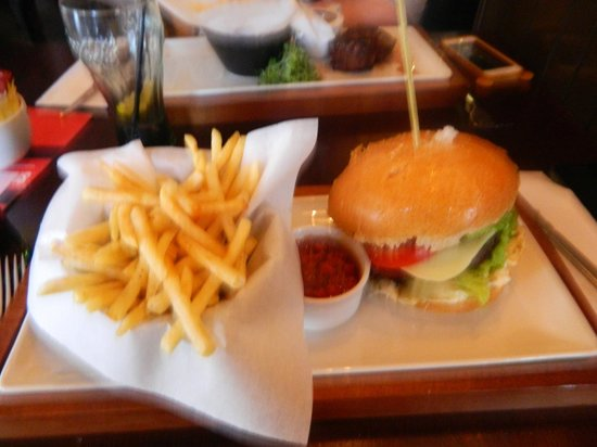 Restaurants In Leamington That Do Burger Food