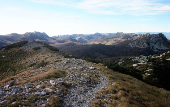 Paklenica National Park : Aussicht