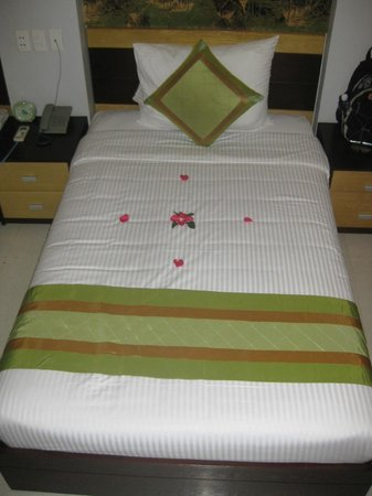 Hanoi City Palace Hotel: Comfortable rooms