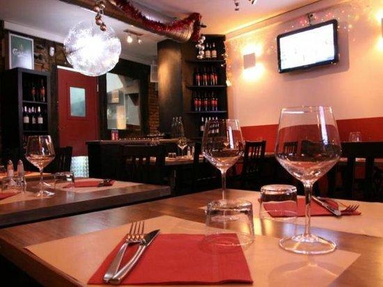 La Suite : Salle de restaurant