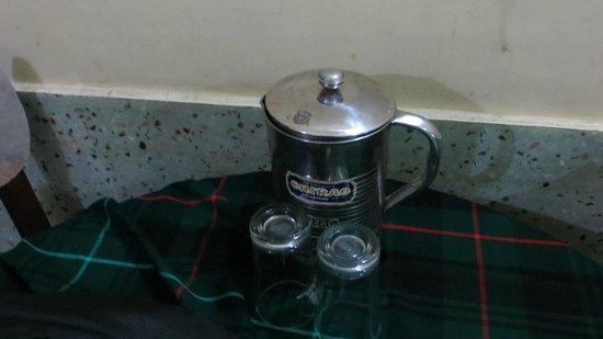 Hotel Pine Borough : drinking water