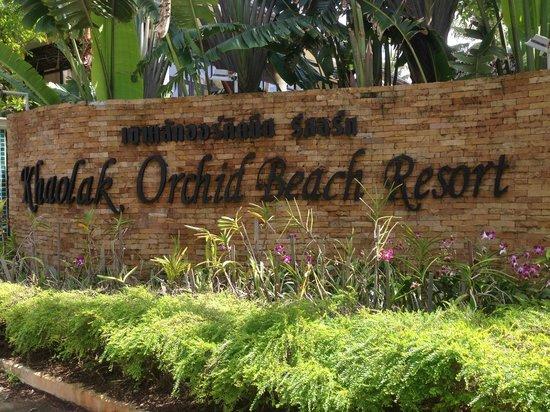 Khaolak Orchid Beach Resort: Hotel