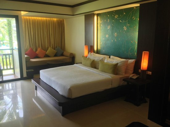 Khaolak Orchid Beach Resort: Room