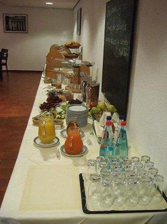 Das Spenerhaus: 朝食