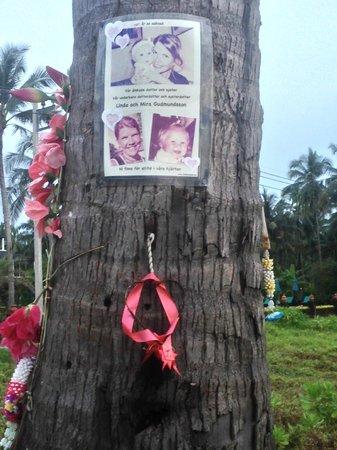 Khaolak Orchid Beach Resort: Memorial Again