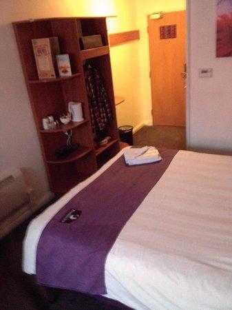 Premier Inn Birmingham (Great Barr/M6 J7) Hotel: Bedroom