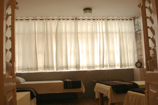 Deluxe 4 Bed Female Dorm at International Travellers' Hostel, Varanasi