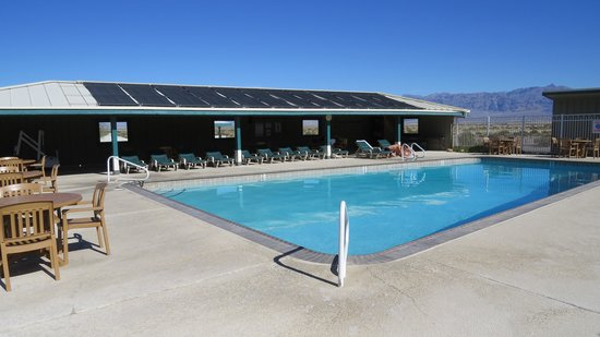 Stovepipe Wells Village Hotel : swimming pool